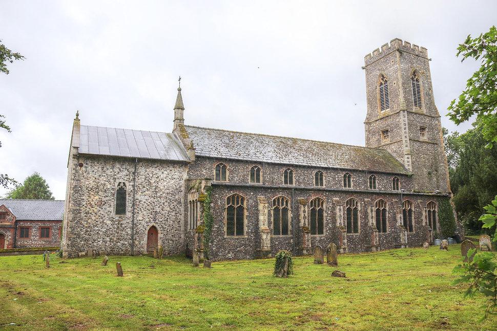 Horsham St Faith St Mary and St Andrew