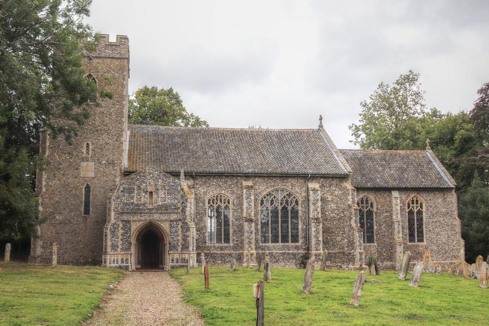 East Tuddenham All Saints