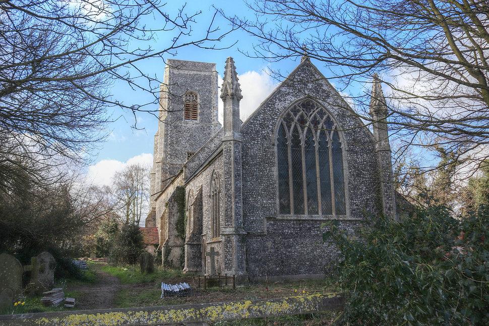 Bradfield St Giles