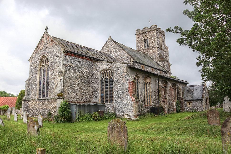 Buxton St Andrew