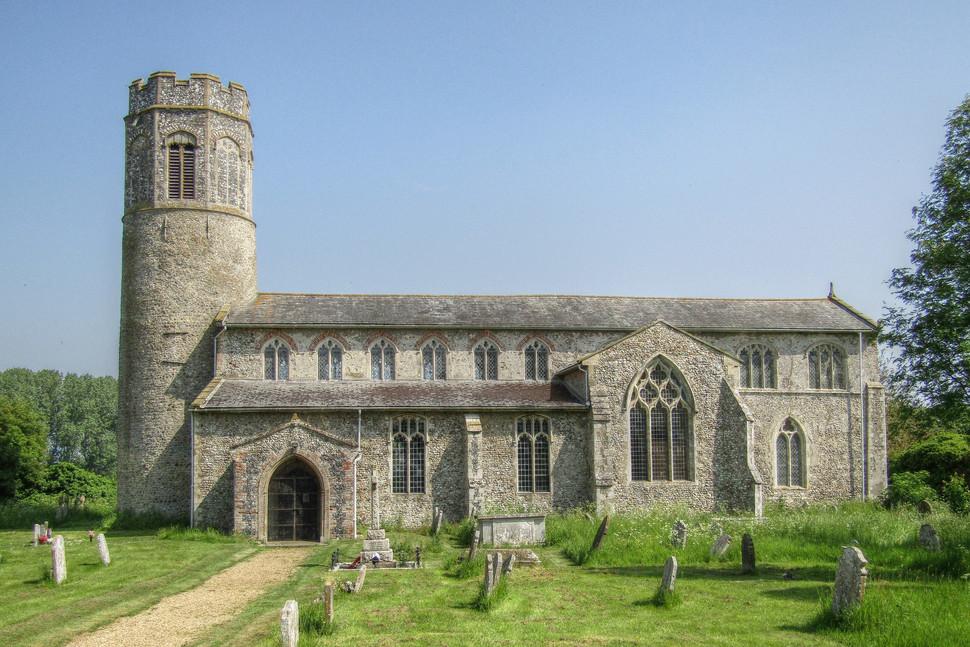 Bedingham St Andrew