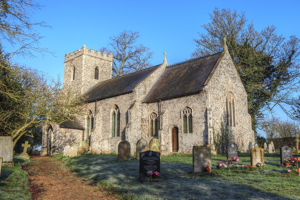 Hapton St Margaret