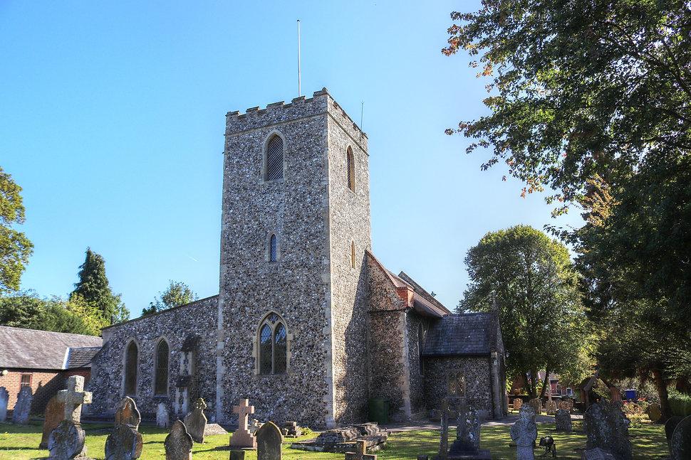 Drayton St Margaret