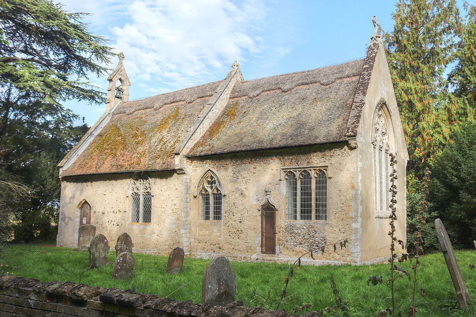 Barton Bendish St Mary
