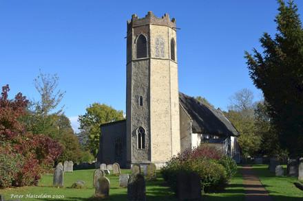 Old Buckenham All Saints
