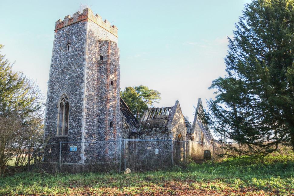 Bixley St Wandregesilius