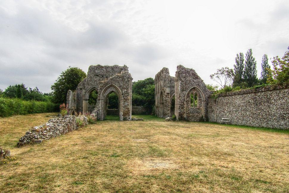 Creake Abbey St Mary