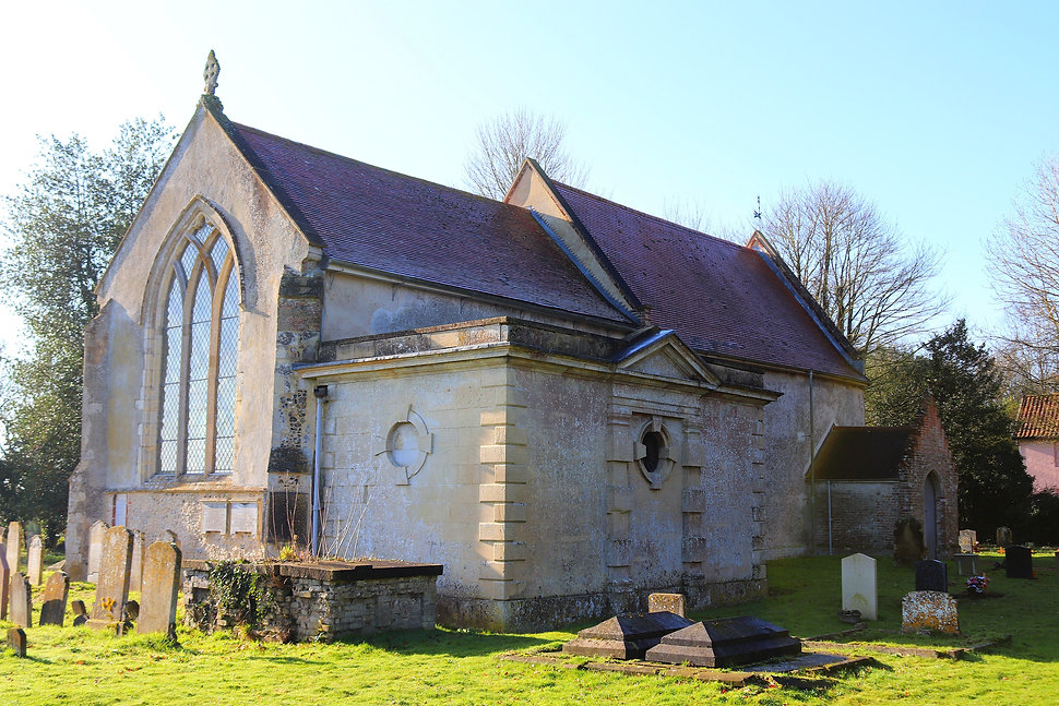 Bracon Ash St Nicholas