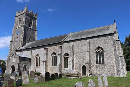 Ormesby St Margaret church