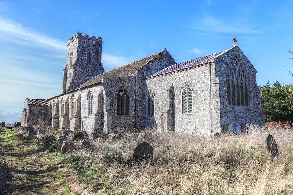 East Ruston St Mary