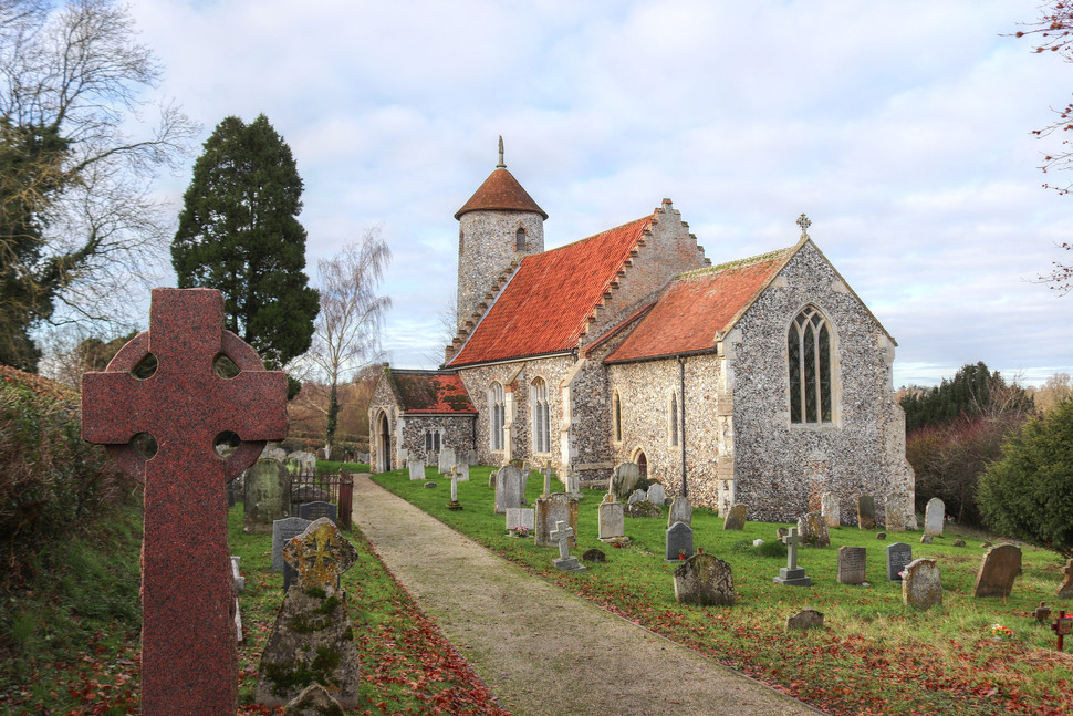 Bawburgh St Mary and St Walstan