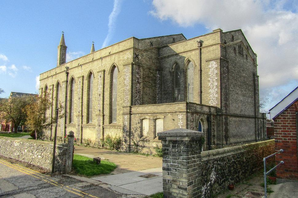 Great Yarmouth St Mary