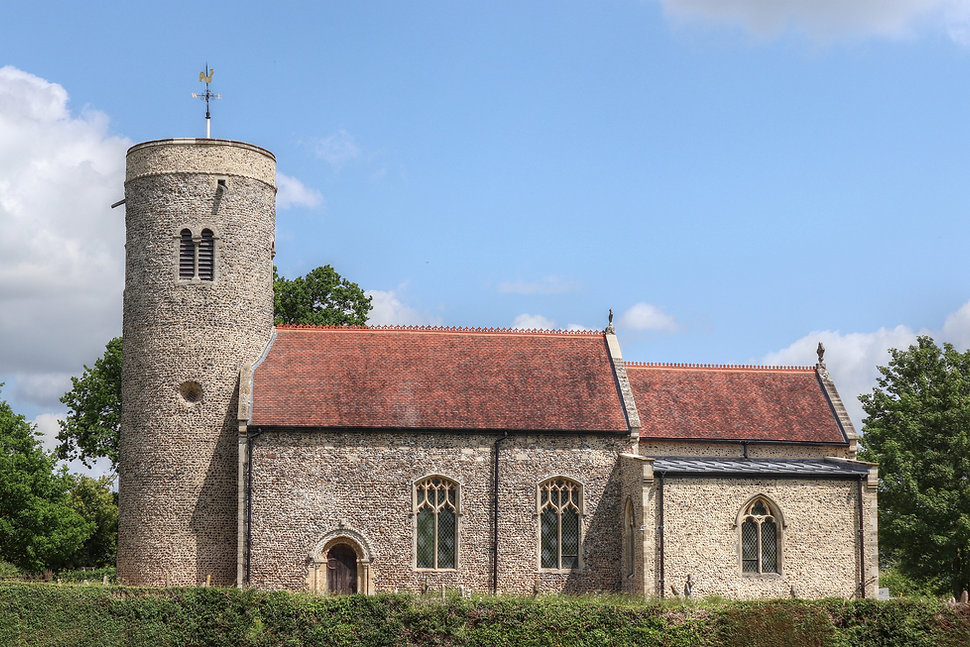 Gissing St Mary