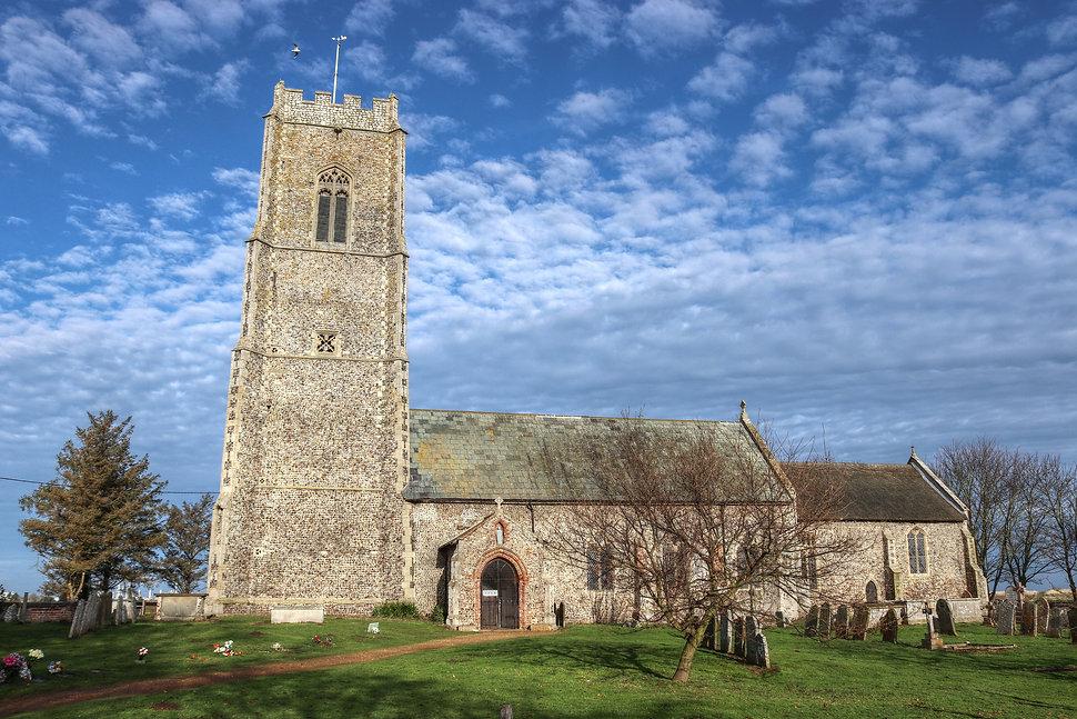 Bacton St Andrew