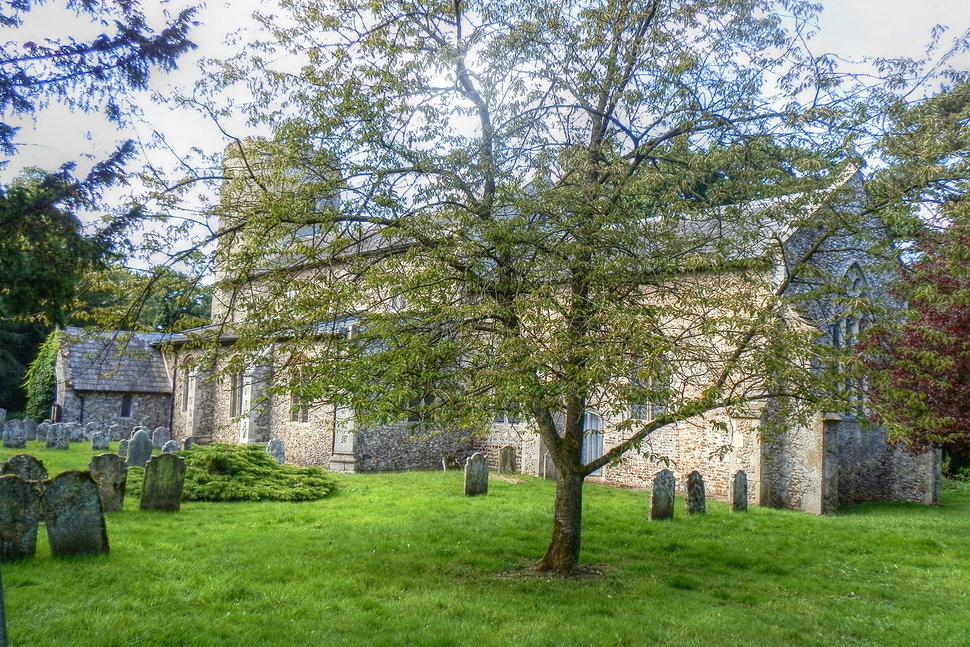 Yaxham St Peter