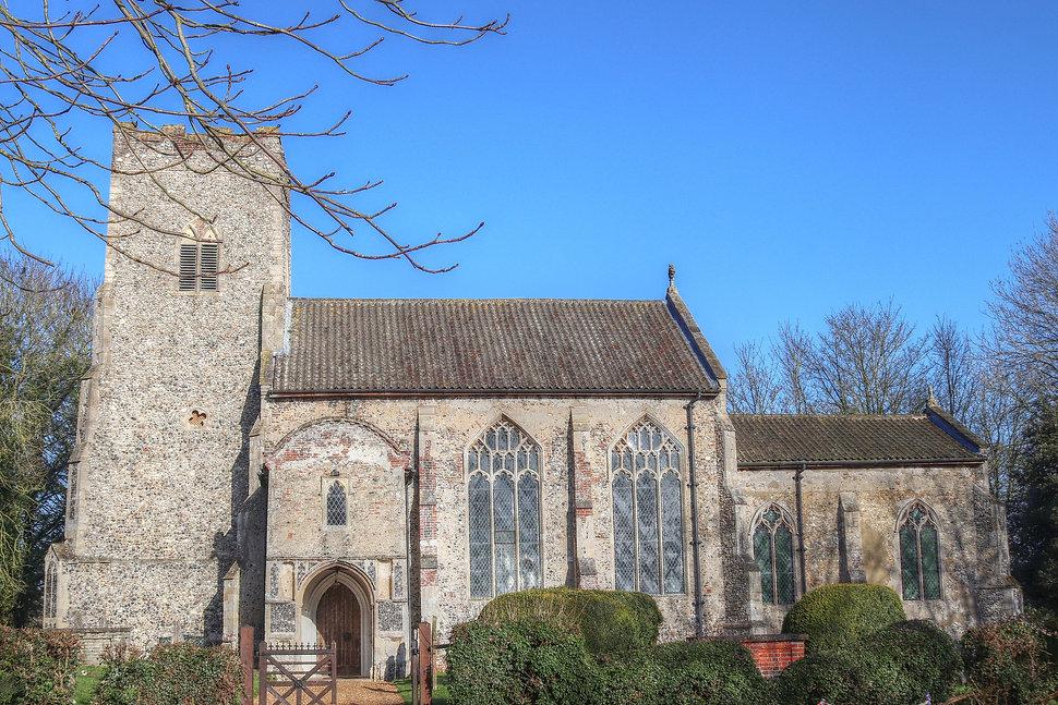 Ashwellthorpe All Saints