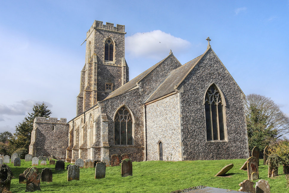 Hickling St Mary