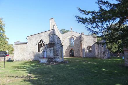 Oxborough St John the Evangelist