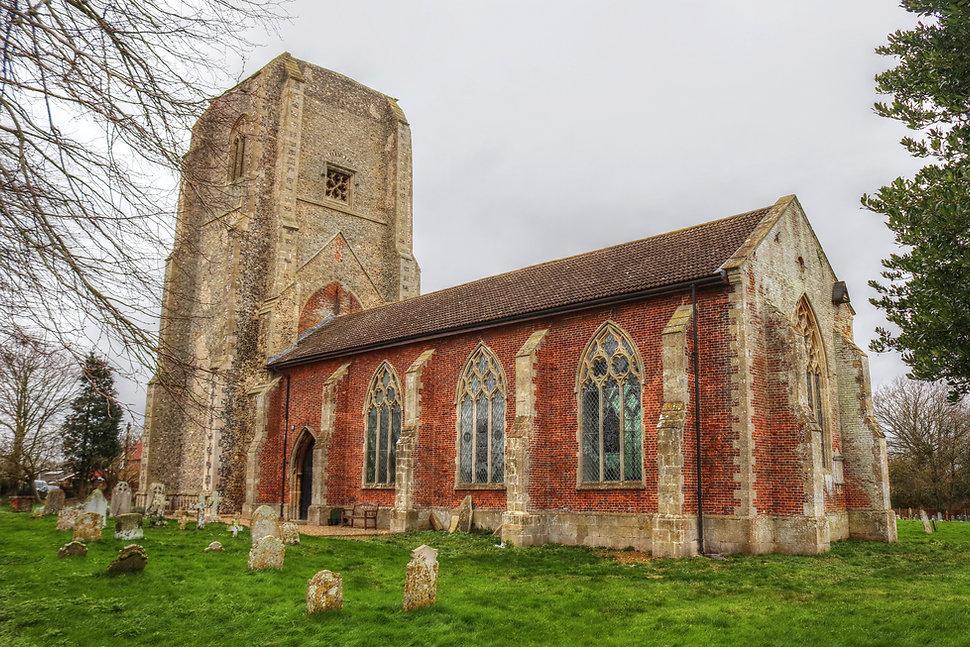 Felmingham St Andrew