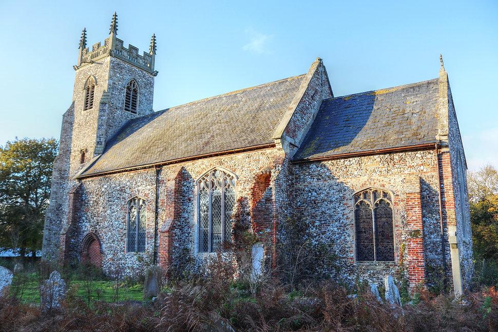 Crostwick St Peter