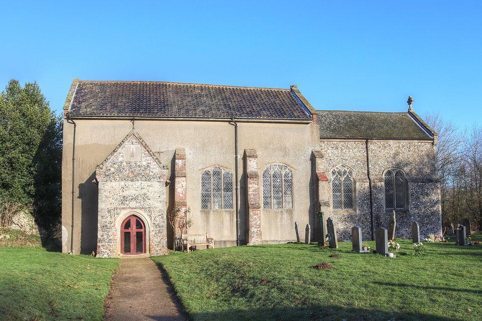 Easton St Peter