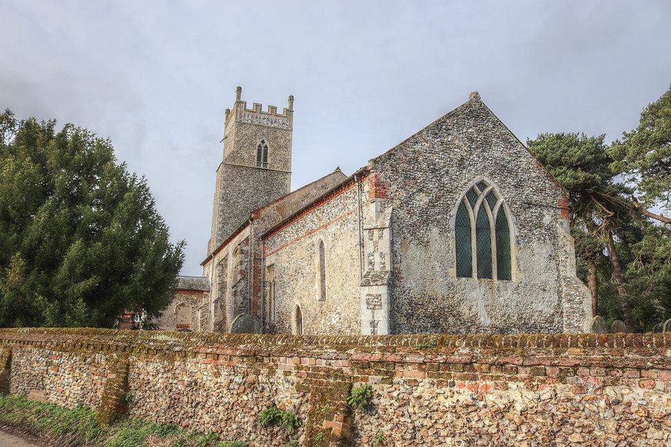 Foxley St Thomas