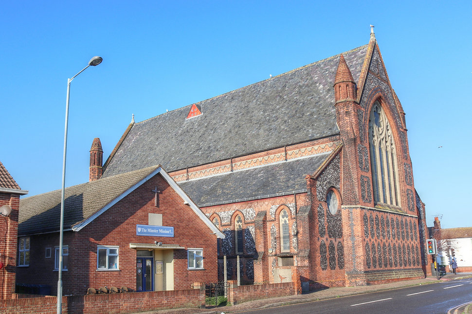 Great Yarmouth St James