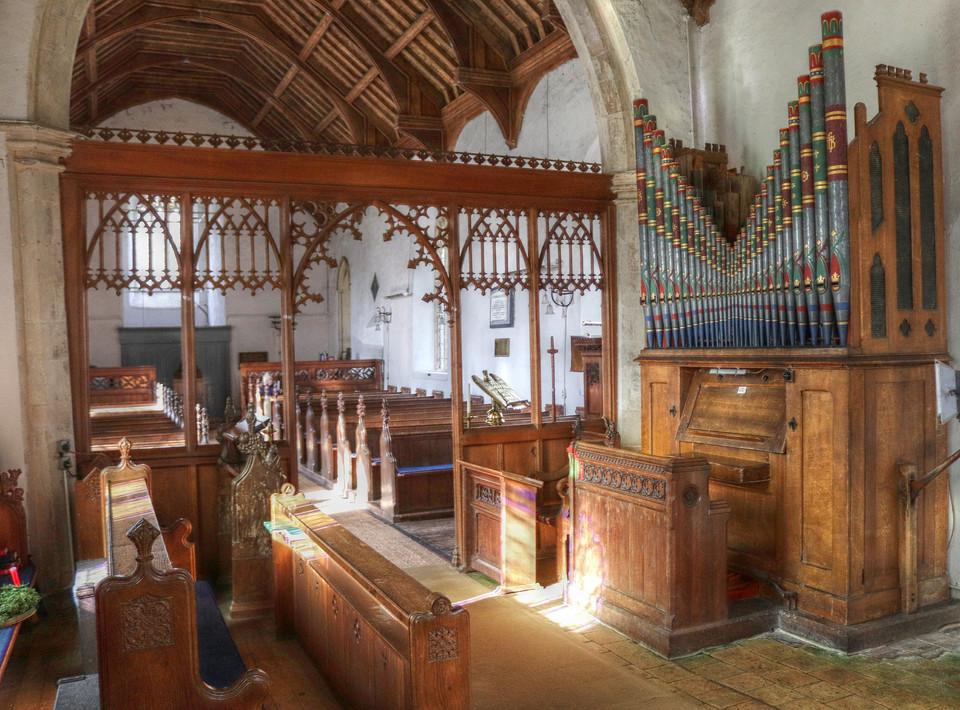 Gimingham All Saints organ