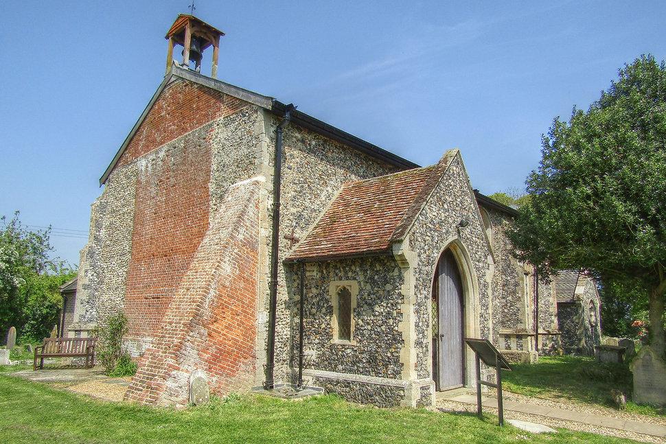 Burston St Mary