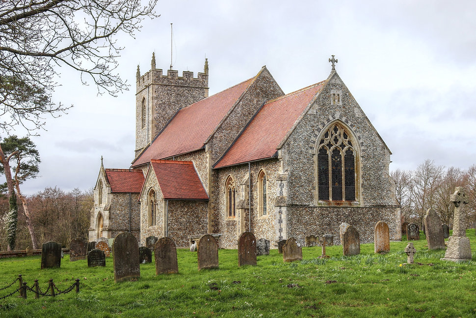 East Bilney St Mary