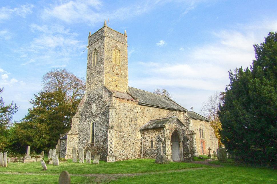 Bramerton St Peter