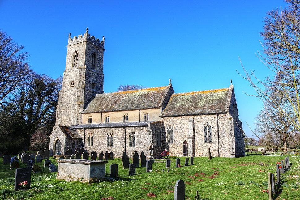 Horning St Benedict