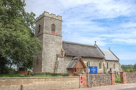 Ormesby St Michael church
