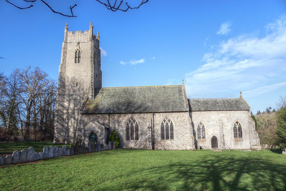 Honingham St Andrew