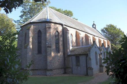 Oxburgh Hall Chapel