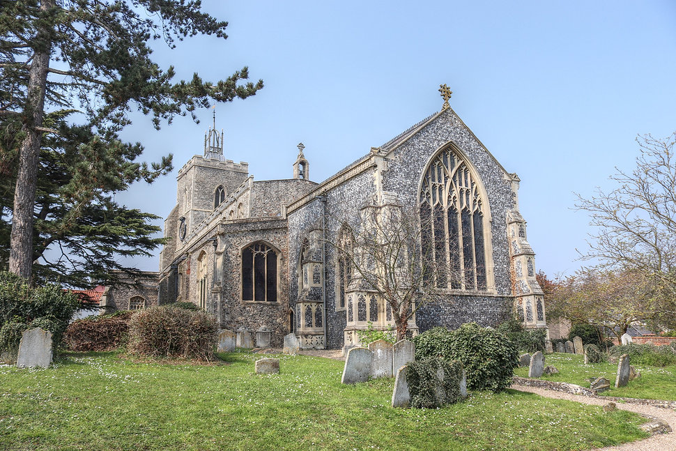 Diss St Mary
