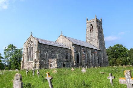 Pulham St Mary St Mary