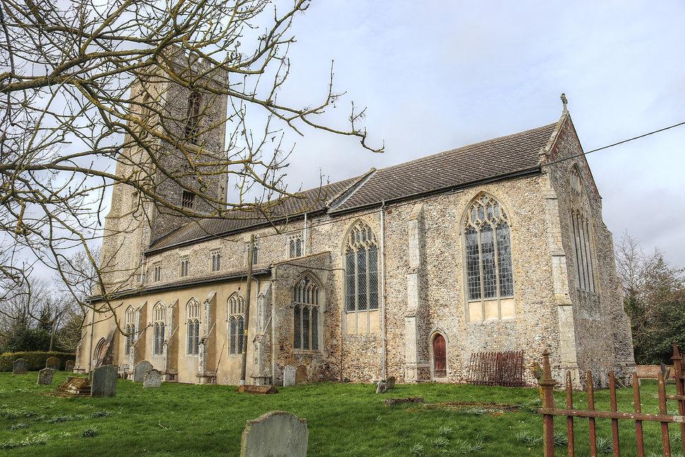 Brisley St Bartholomew
