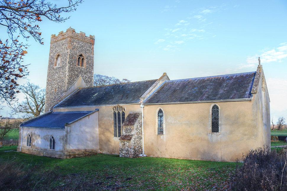 Caistor St Edmund