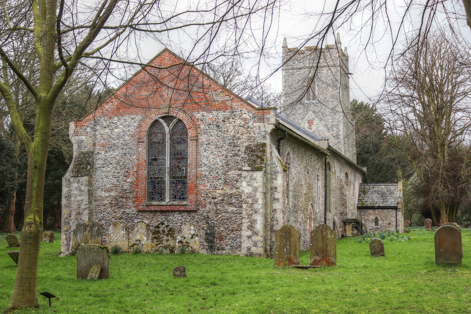 Langley St Michael and All Angels
