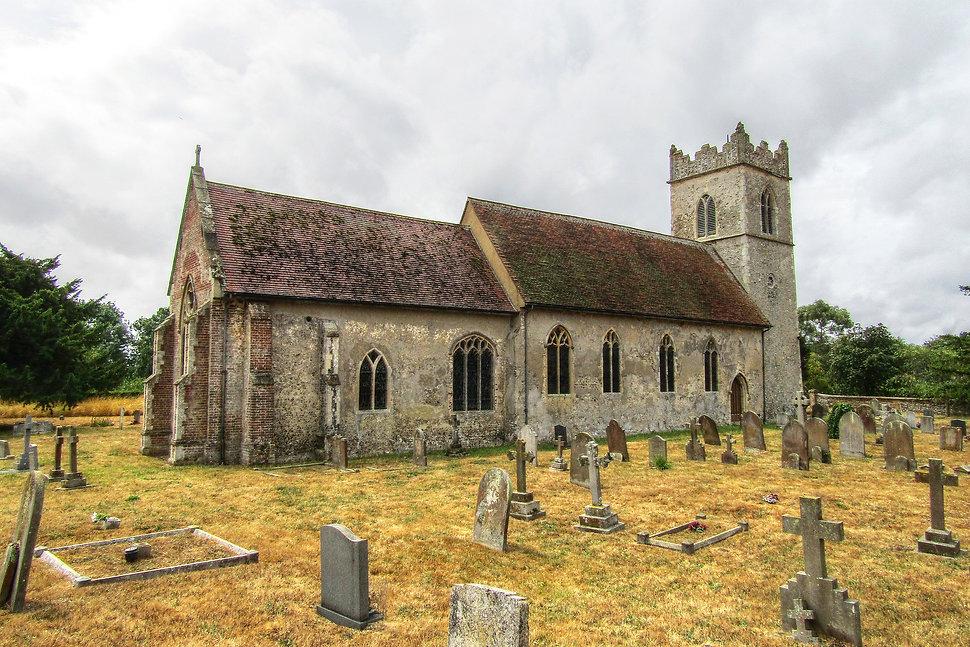 Ellingham St Mary