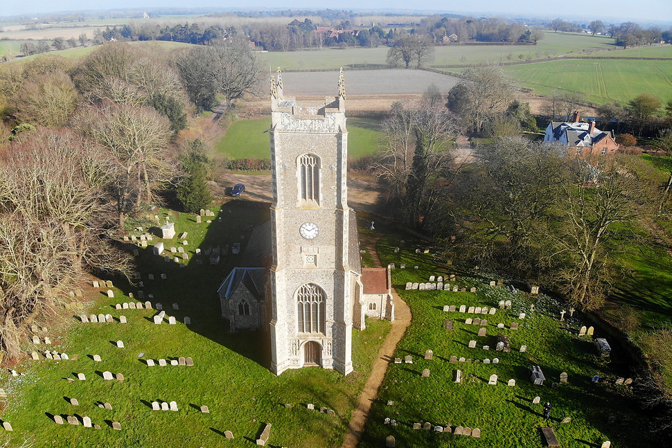 Ditchingham St Mary