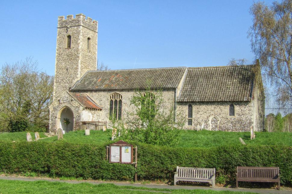 Attlebridge St Andrew
