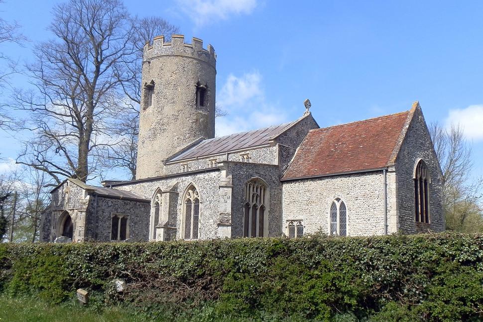 Aslacton St Michael