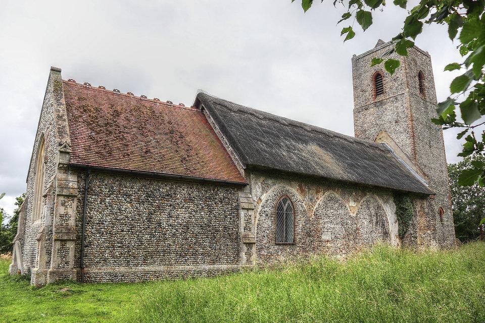 Claxton St Andrew