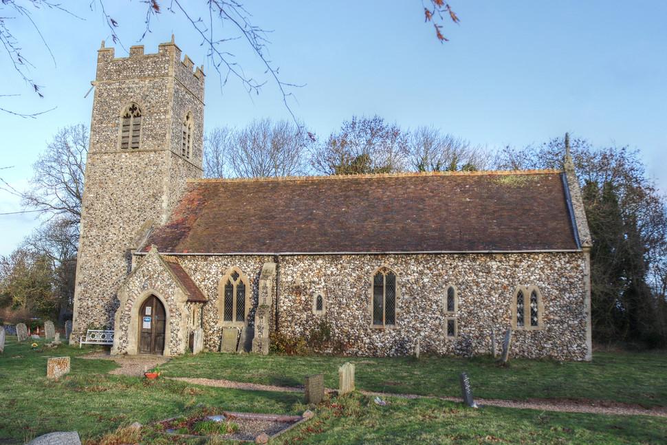 Arminghall St Mary