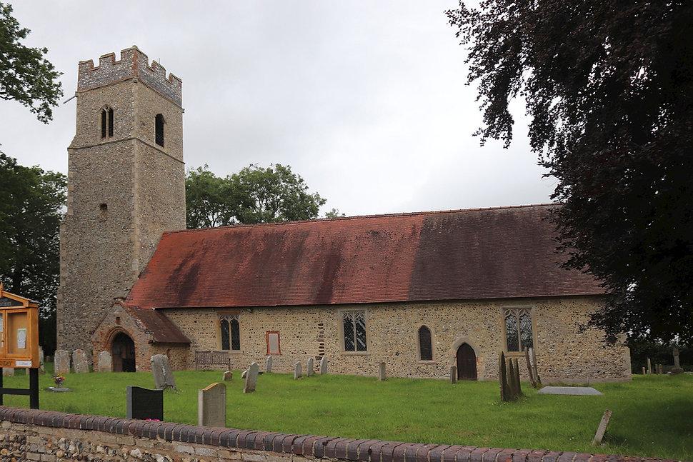 Ashby St Mary