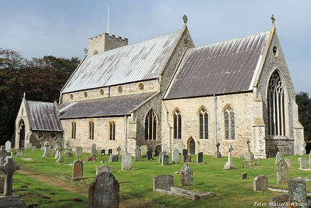Old Hunstanton St Mary