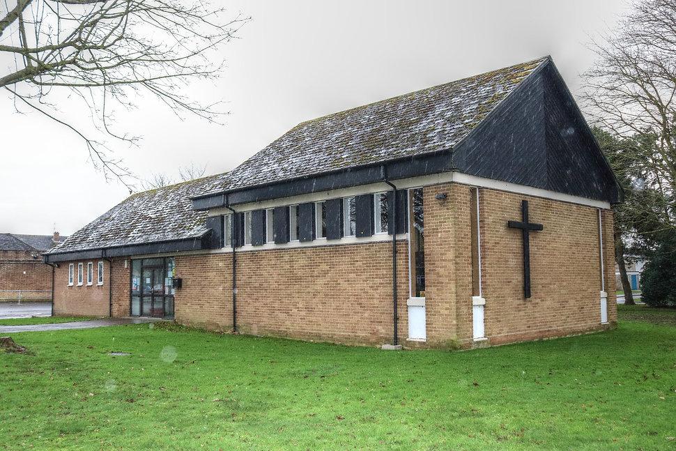 Badersfield St Edward