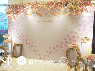 Photobooth +Photo Corner + Instant Print +Walkway +Stage Decor +VIP Table +Arch